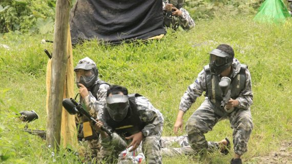 OUTBOUND PAINTBALL
